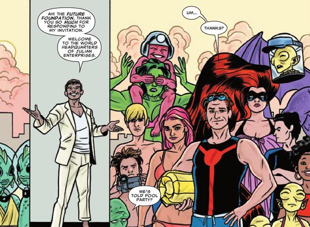 13 комиксов для тех, кто устал от банальных супергероев. Изображение № 7.