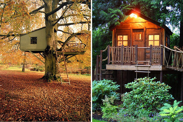 Дома надеревьях отAmazon Tree Houses. Изображение № 10.