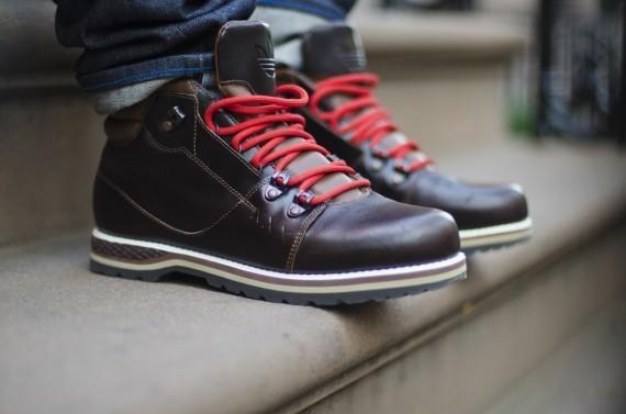 Ботинки Fort и Elmwood от Adidas Originals. Изображение № 10.