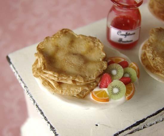 Еда в миниатюре. Изображение № 36.