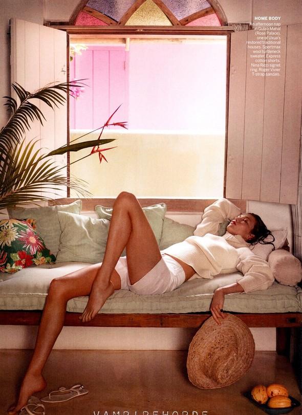 Съёмки: 25, Dazed & Confused, Vogue и другие. Изображение № 44.