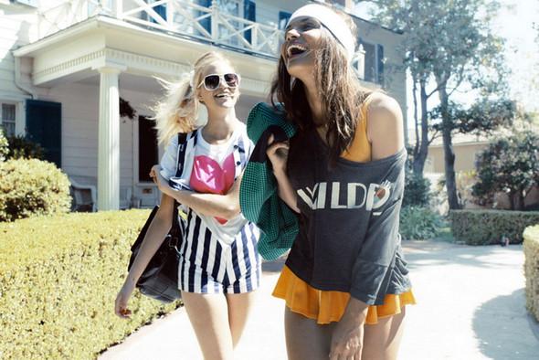 Изображение 12. Лукбук: Wildfox Couture 2011.. Изображение № 12.