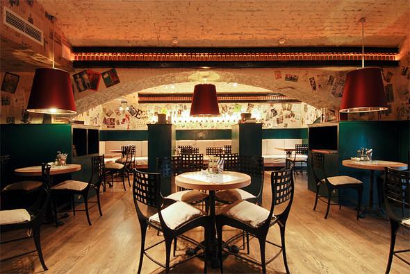 Ресторан сети «Керосинка» на Кузнецком мосту. Изображение № 2.