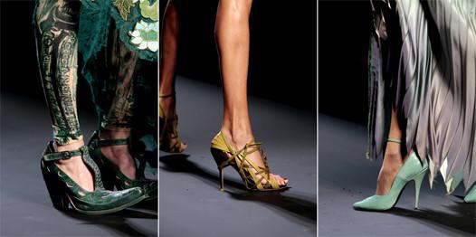 Жан-Поль Готье на неделе высокой моды 2010. Изображение № 13.