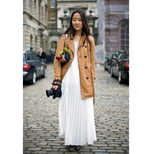 Изображение 173. На полях: 10 тенденций уличного стиля с прошедших недель моды.. Изображение № 173.