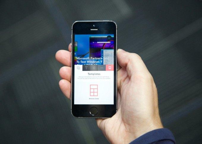 DWNLD сделала приложение для создания приложений. Изображение № 1.
