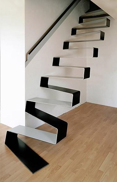 23 необычные лестницы и несколько интересных фактов о них. Изображение № 5.