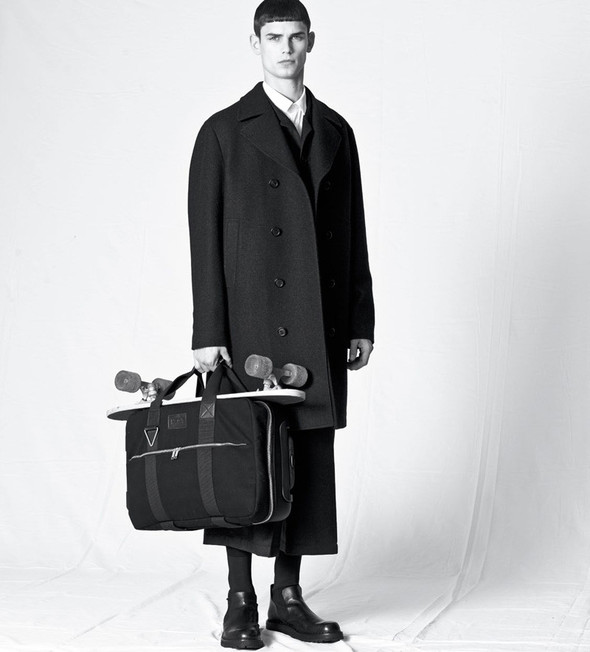 Мужские лукбуки: Rad Hourani, Versace и другие. Изображение № 19.