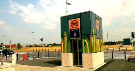 Разноцветное метро. Изображение № 5.