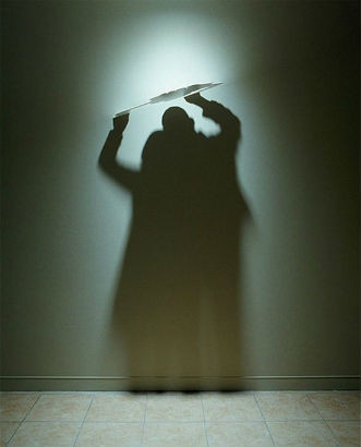10 художников, создающих оптические иллюзии. Изображение №11.