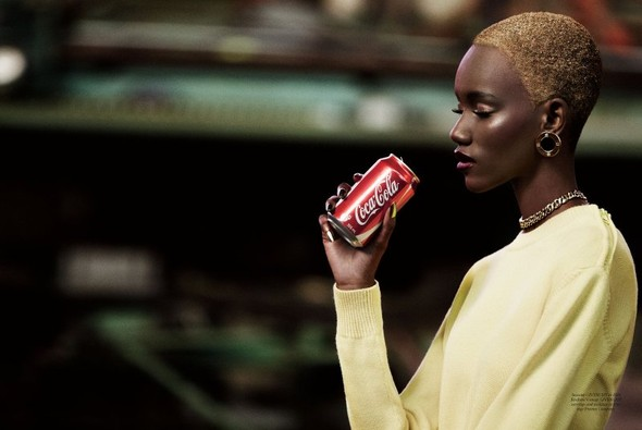 Съёмка: Herieth Paul 4 Dress to Kill Winter 2011 by Max Abadian. Изображение № 3.