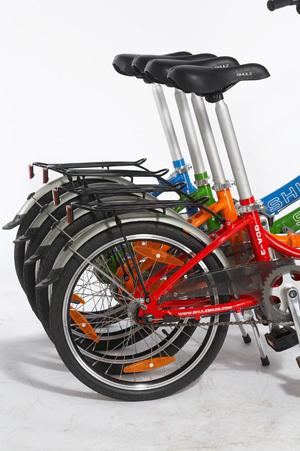Складные велосипеды Shulz. Изображение № 5.