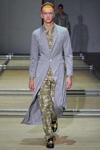 Неделя мужской моды в Париже: День 3. Изображение № 8.