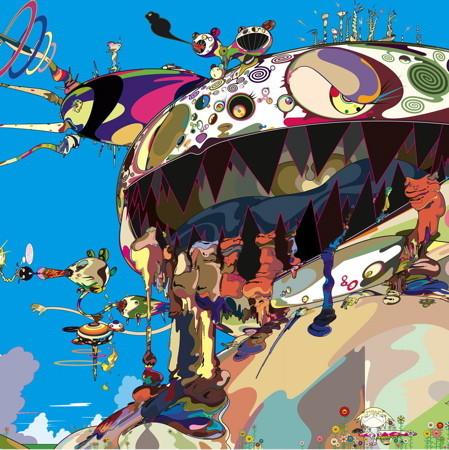 Takashi Murakami. Изображение № 1.
