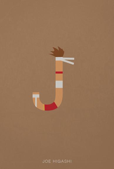 Гельветика и супергерои: Как сделать новый алфавит. Изображение № 18.