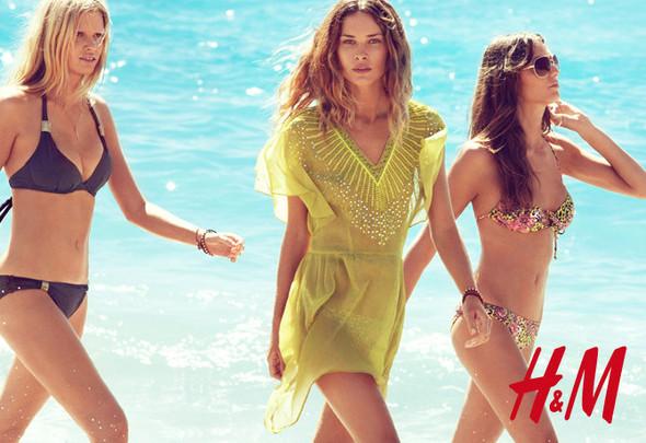 Новая рекламная кампания H&M. Изображение № 8.