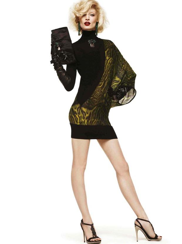 Вышли новые лукбуки Joie, Roberto Cavalli, Juicy Couture и других марок. Изображение № 202.