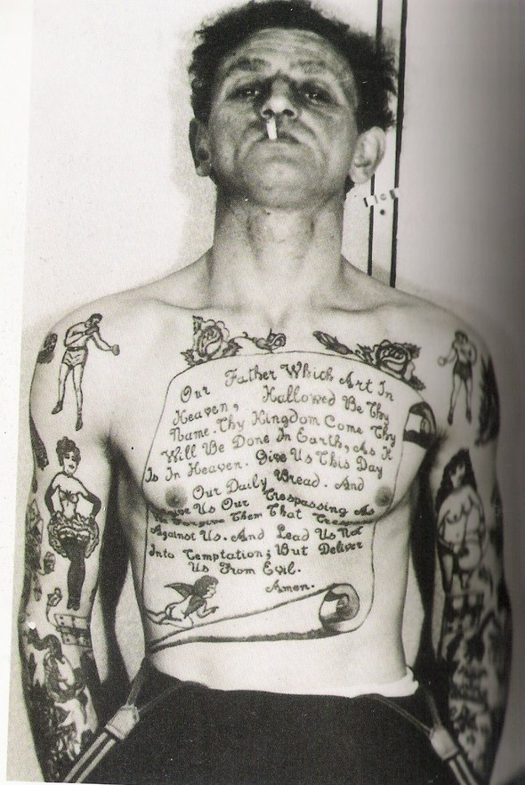 Татуировка XXвека. Изображение № 30.