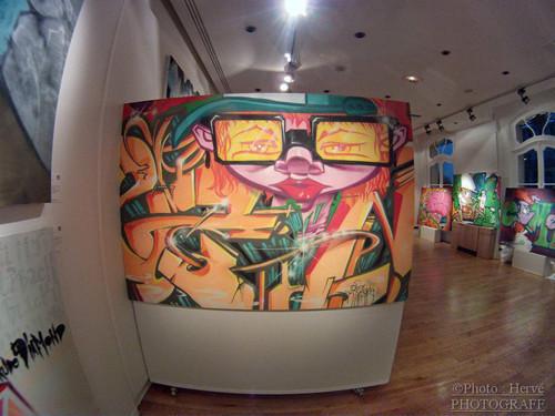 Граффити-аукцион. Изображение № 21.