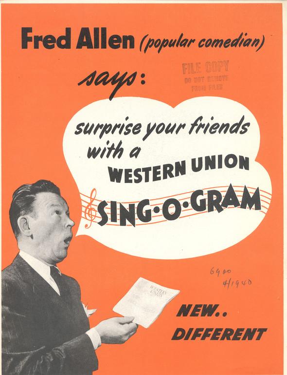 «Поющие телеграммы» - снова в силе, снова в моде. Изображение № 2.