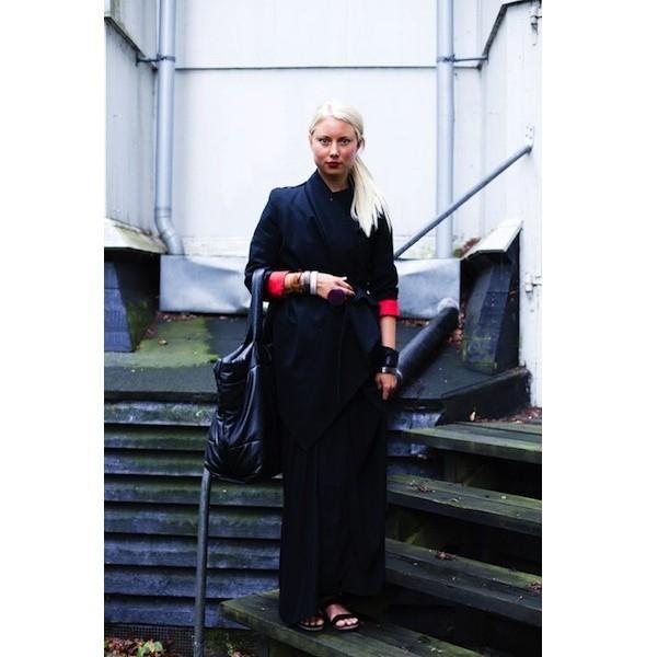 Луки с недель моды в Копенгагене и Стокгольме. Изображение № 19.