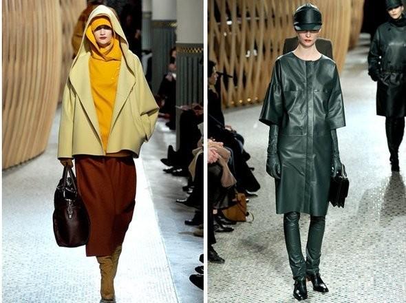 Изображение 9. Показы на Paris Fashion Week FW 2011: день 5 и 6.. Изображение № 14.