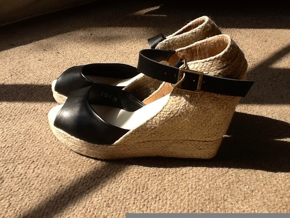Мечты шузоголика: Обувь на платформе. Изображение № 19.