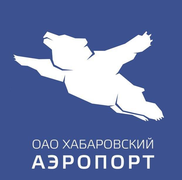 Слух: логотипом аэропорта Хабаровска стал летающий медведь. Изображение № 1.