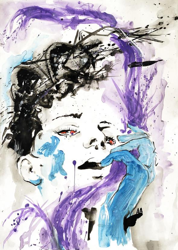 Изображение 11. Графика и иллюстрации Александра Кожухова.. Изображение № 10.