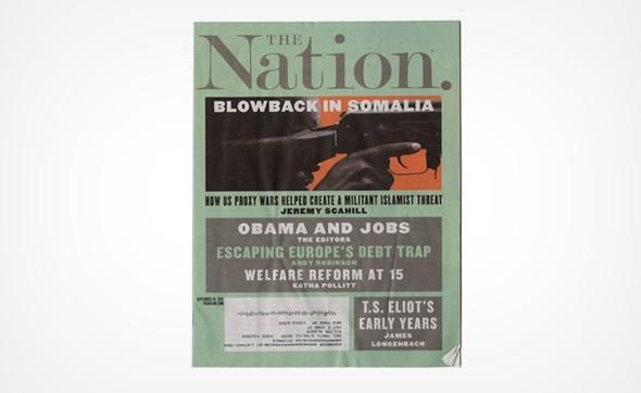 Самые красивые обложки журналов в 2011 году. Изображение № 53.