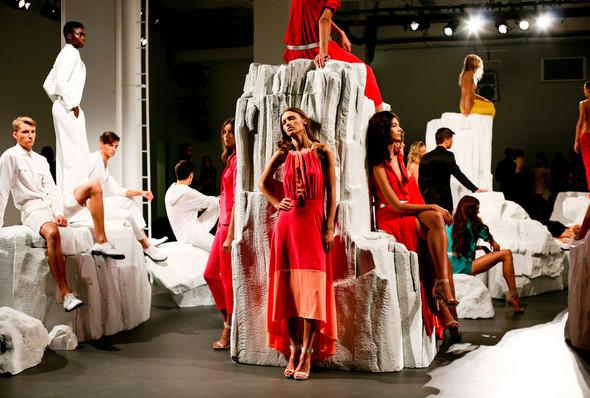 Calvin Klein S/S 12 Presentation. Изображение № 11.