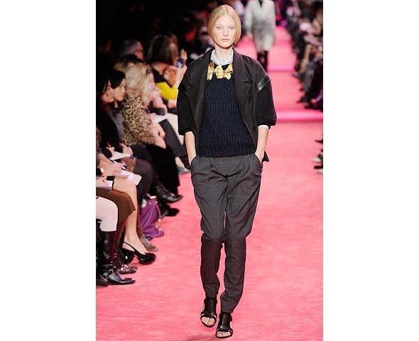 Неделя моды в Нью-Йорке: второй день. Изображение № 92.