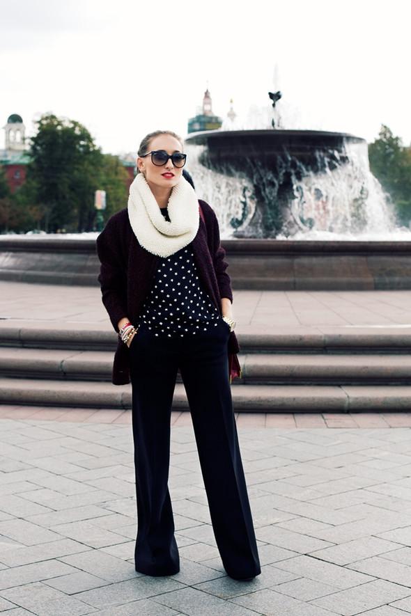 The Show: Показ журнала InStyle и блог об уличном стиле москвичек. Изображение № 5.