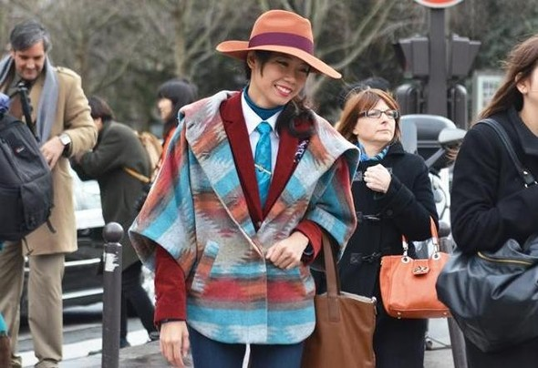 Головные уборы гостей Spring 2012 Couture. Изображение № 6.