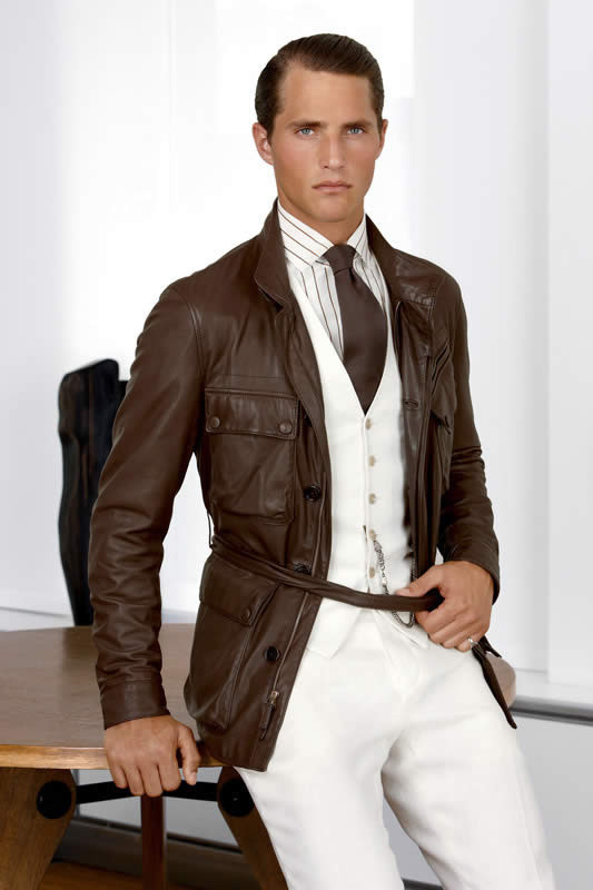 Мужские кампании: Fendi, Dolce & Gabbana и Ralph Lauren. Изображение № 14.