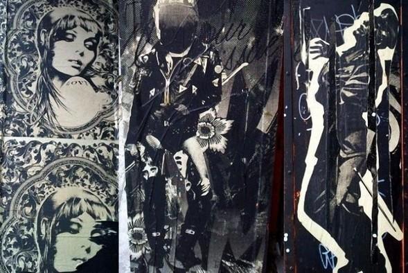 Изображение 6. Бристоль. Художественное граффити.. Изображение № 8.