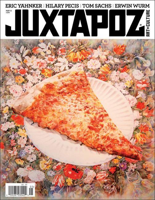 Самые красивые обложки журналов в 2011 году. Изображение № 41.