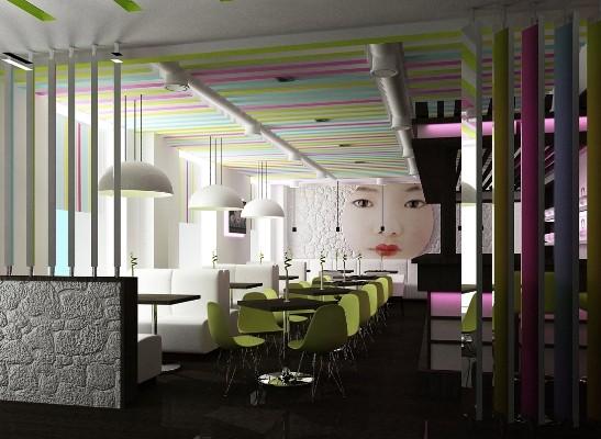 """Обновленный дизайн суши-бара """"Фудзико"""" в отеле """"Байкал Плаза"""". Изображение № 1."""