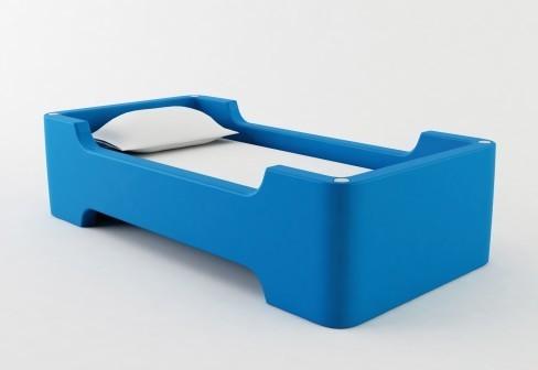 Детская кровать-конструктор. Изображение № 2.