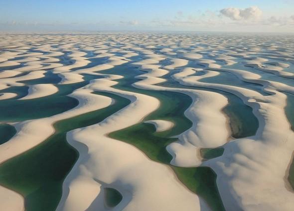 Белые пески Lencois Maranhenses. Изображение № 5.