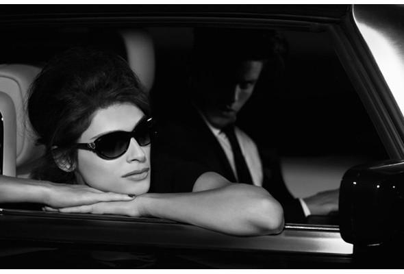 Рекламные кампании: Celine, Calvin Klein, Dolce & Gabbana и другие. Изображение № 10.