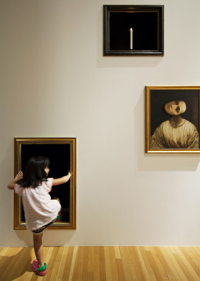 В Токио детям разрешили бегать и шуметь в музее. Изображение № 4.