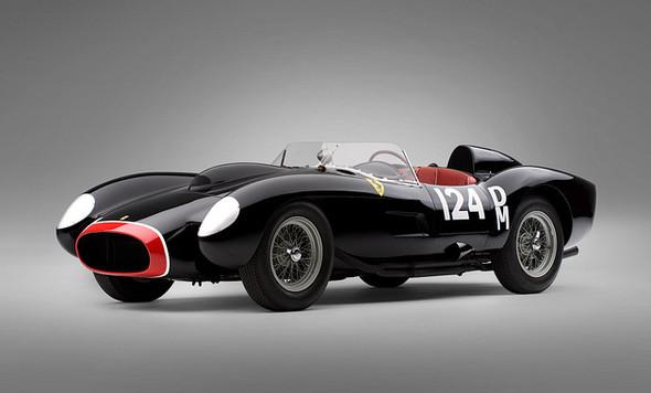 10 самых красивых Ferrari по версии Forbes. Изображение № 6.