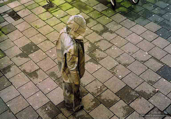 Дисайр Палмен.Человек-хамелеон. Изображение № 5.