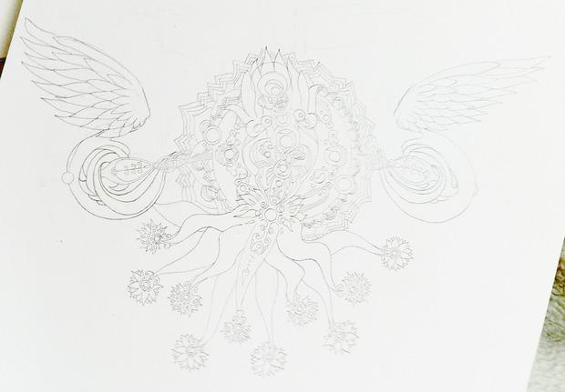 ether of geometry. Изображение № 9.