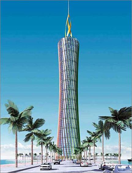 Лучшая десятка «зеленых» небоскребов мира. Изображение № 7.