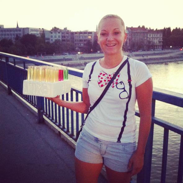 Дневник с фестиваля Exit: Ракия, южная душа, фейерверки и лазеры. Изображение № 3.