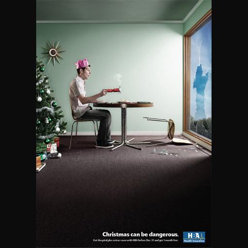 Лучшие рождественские и новогодние принты. Изображение № 17.