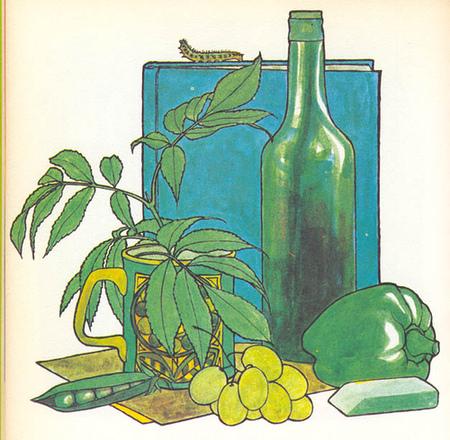 1970s – Ещеодна шизофреничная книга одетских играх. Изображение № 3.