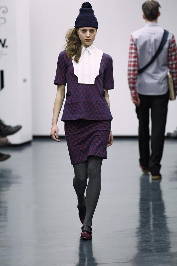 Berlin Fashion Week A/W 2012: Wood Wood. Изображение № 11.